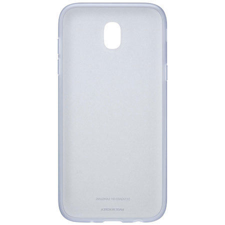Калъф Samsung EF-AJ730TL JELLY COVER BLUE J7 (2017)